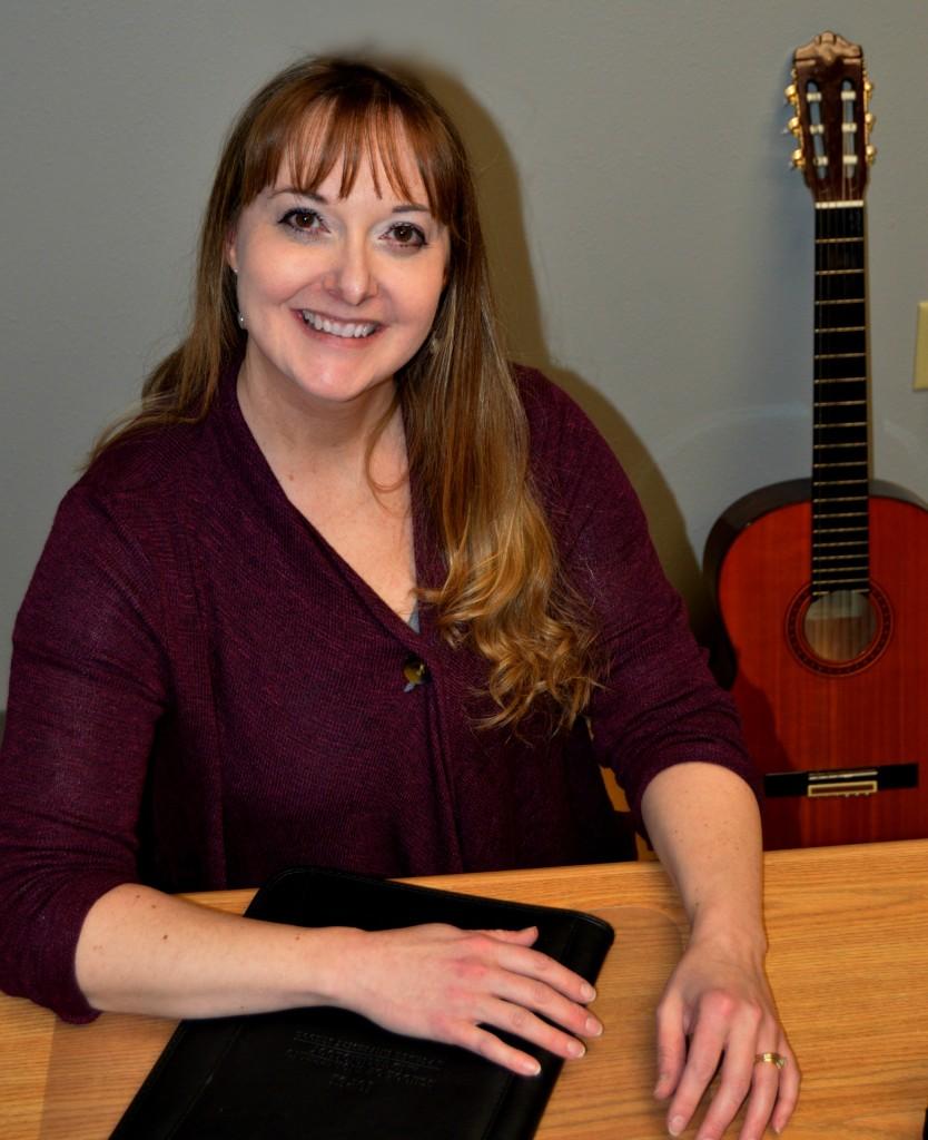 Lora Barthelman, MS, MT-BC | Music Therapist & Clinic Director