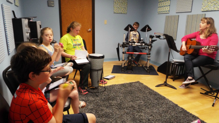 Teen Tones | Music Therapy Services of South Dakota