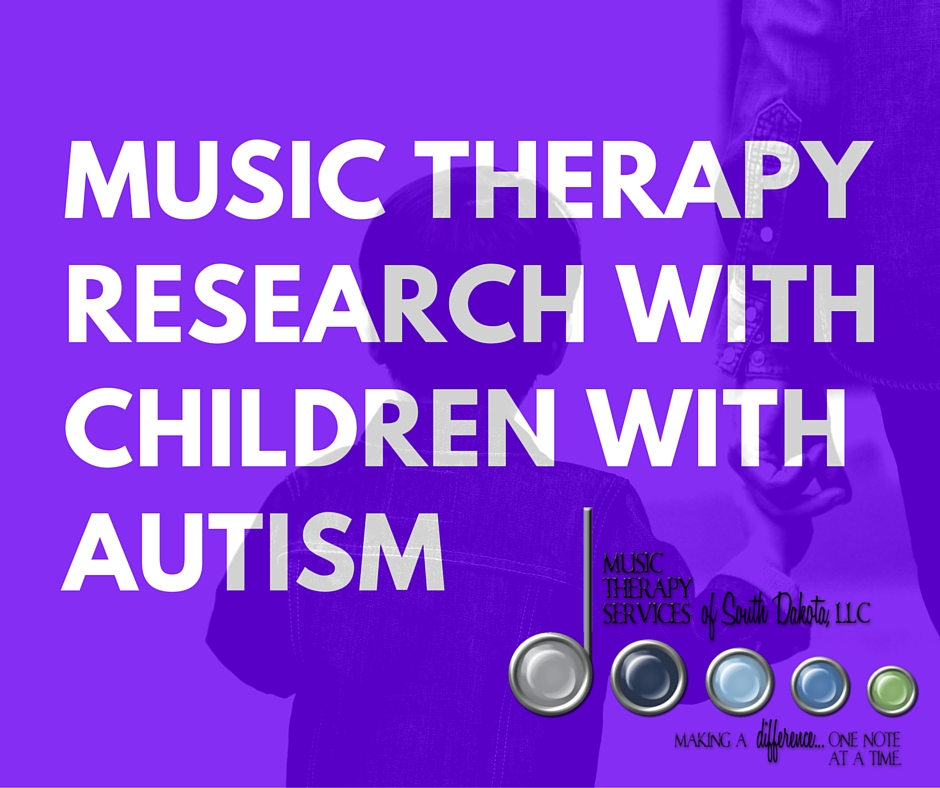 Music therapy autism research paper
